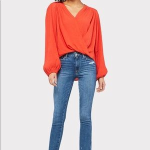 Free People Wrap Top NWT